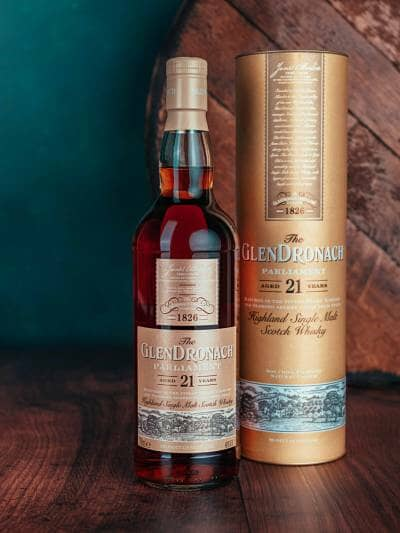 GlenDronach 21 Year Old Parliament 48% 2020 Release