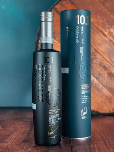 Octomore Edition 10.1 5 Year Old 59.8%