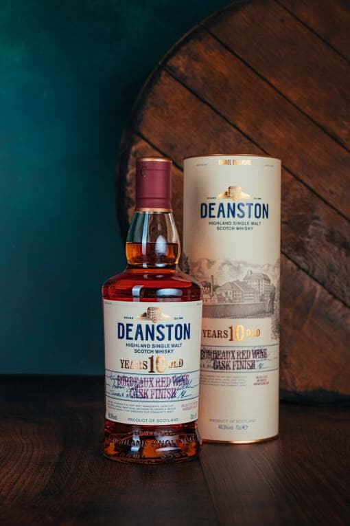 Deanston Bordeaux Finish 10 Year Old 46.3%