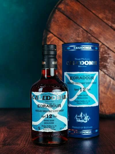 Edradour 12 Year Old Caledonia Selection Sherry Cask 46%