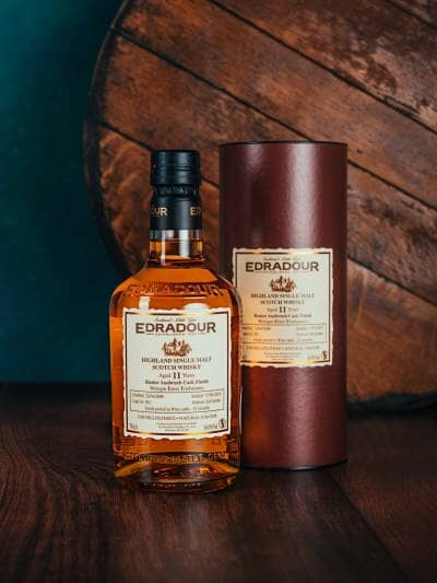 Edradour 11 Year Old Ruster Ausbruch Cask Finish 54.9%