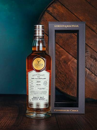 Caol Ila 20 Year Old First Fill Sherry Butt Connoisseurs Choice