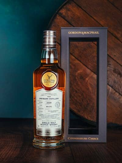 Speyburn 12 Year Old First Fill Sherry Butt Connoisseurs Choice