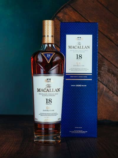 Macallan 18 Year Old Double Cask