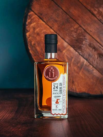 Tobermory 24 Year Old Cask #329 The Single Cask