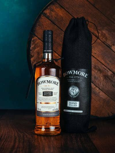Bowmore Hand Filled Distillery Exclusive Cask #10122 56.3%