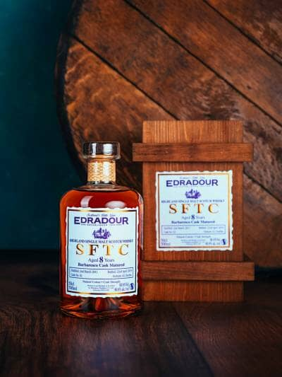 Edradour Straight From The Cask Barbaresco Matured 8 Years Old 60.6%