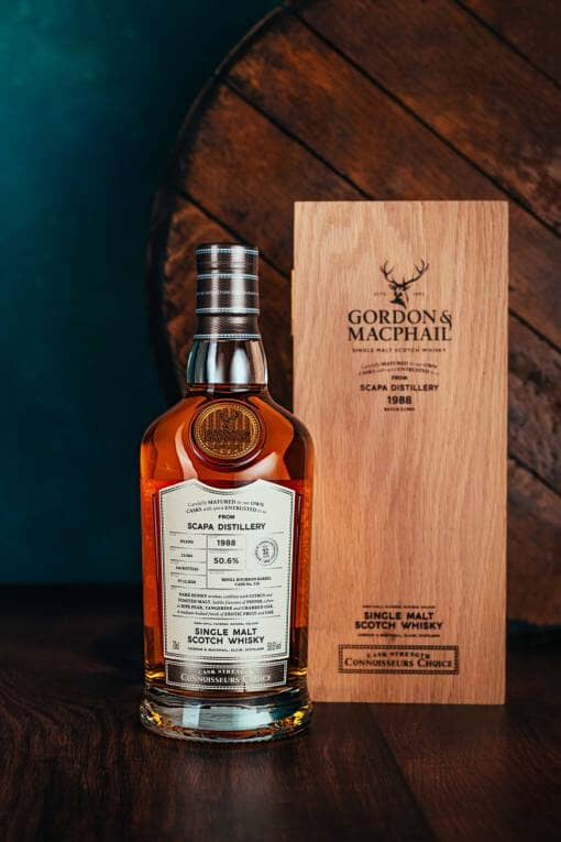 Scapa 1988 32 Year Old Connoisseurs Choice 50.6%