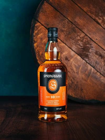 Springbank 10 Year Old 2021 Release 46%